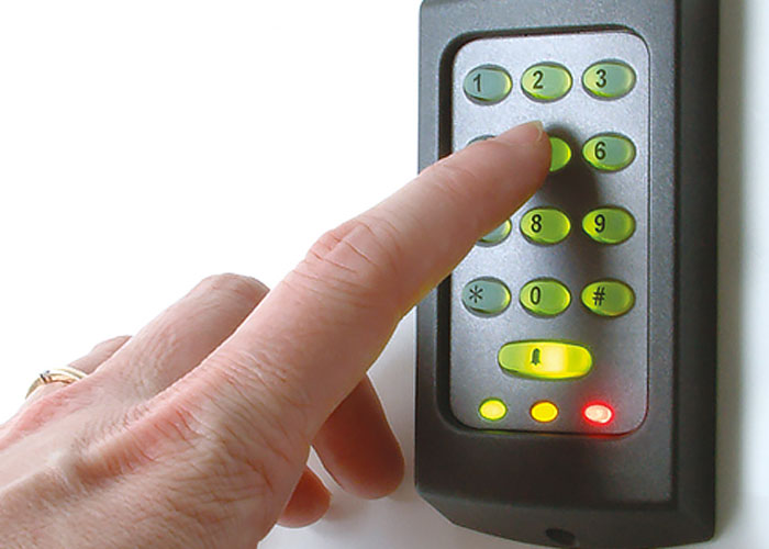 Access Control Systems<br/>Installation and Maintenance